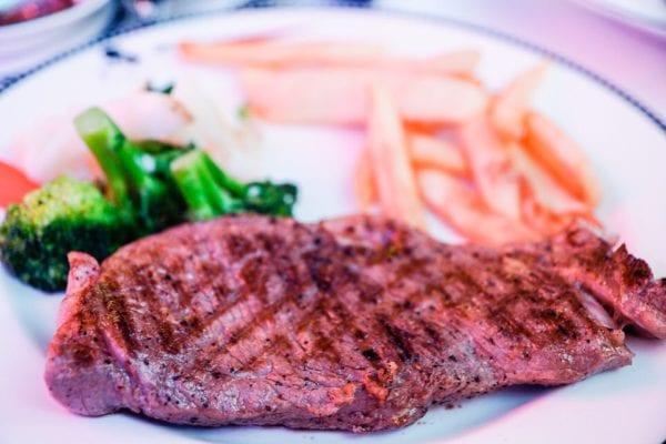 Animator's Palate Review Sirloin Steak