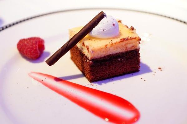 Animator's Palate Review White Chocolate Cheesecake