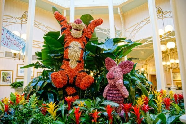 Crystal Palace Breakfast Review Tigger and Piglet