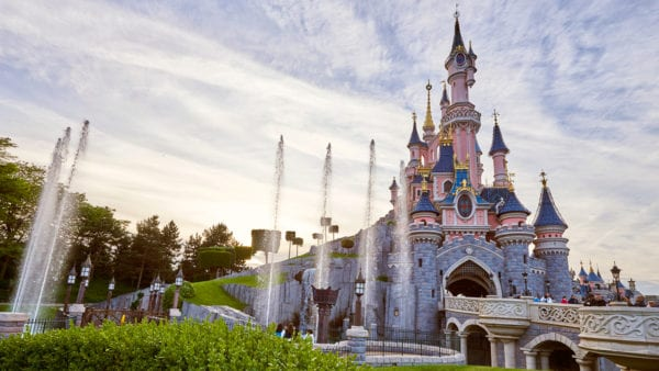New Blockbuster Attraction Disneyland Paris