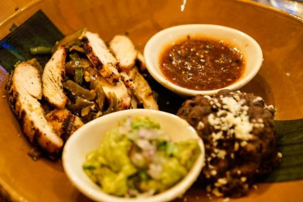 Frontera Cocina Review Chicken Tacos