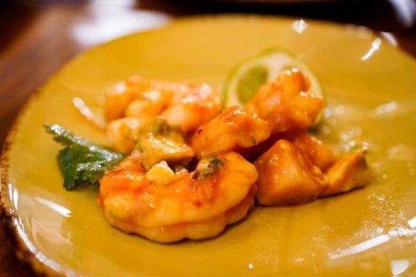 Frontera Cocina Review Coctel Rojo Close