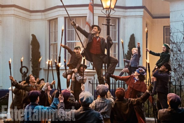 new Images from Mary Poppins Returns