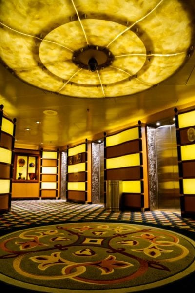 Palo Dinner Review Elevators