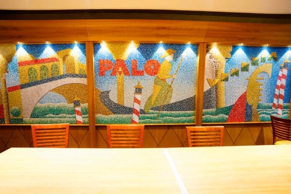 Palo Dinner Review Full Palo Mosaic