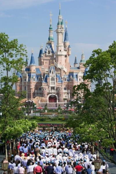 Shanghai Disneyland's First Anniversary