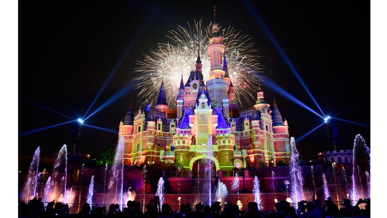 Shanghai Disneyland S First Anniversary Celebration