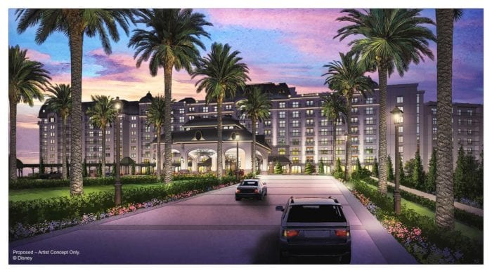 Disney Riviera Resort Coming to Disney Vacation Club Lineup
