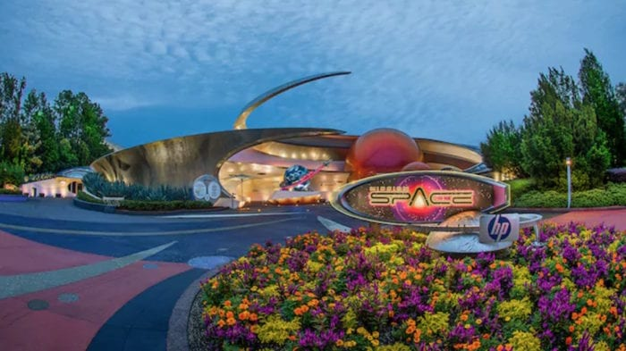 Mission: SPACE Reopens