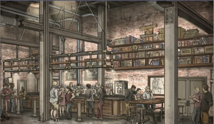 New BaseLine Tap House and Grand Avenue Coming to Disney's Hollywood Studios