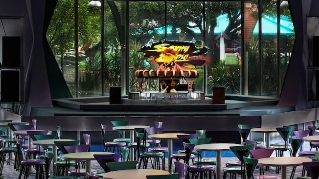 Disney's Mobile Order Service at Cosmic Ray's Starlight Cafe Now Open