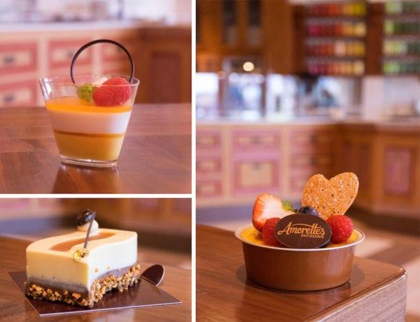Disney Parks Sweet Treats July Amorette's Patisserie