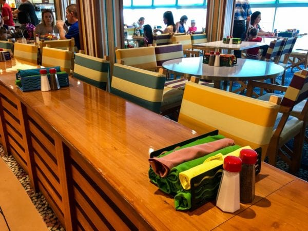 akfast Review Dining Room Counter Seating