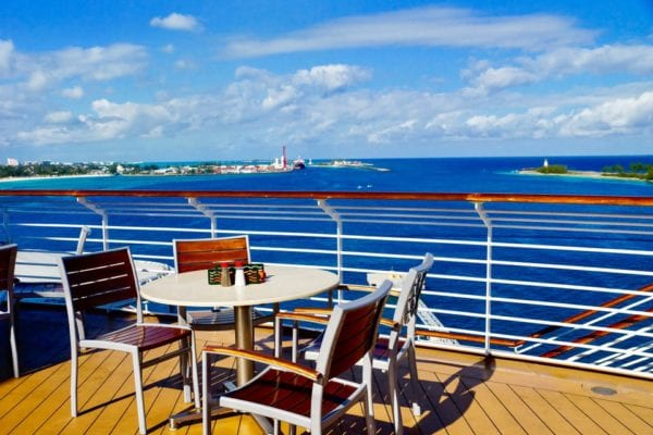 Review: Disney Cruise Cabanas Breakfast on Disney Magic