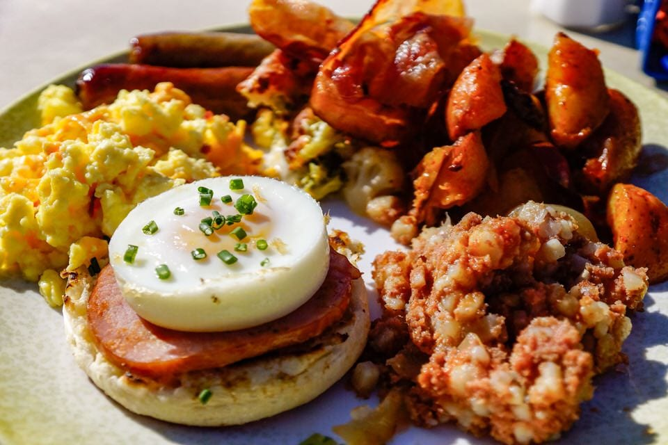 Disney Cruise Cabanas Breakfast Review