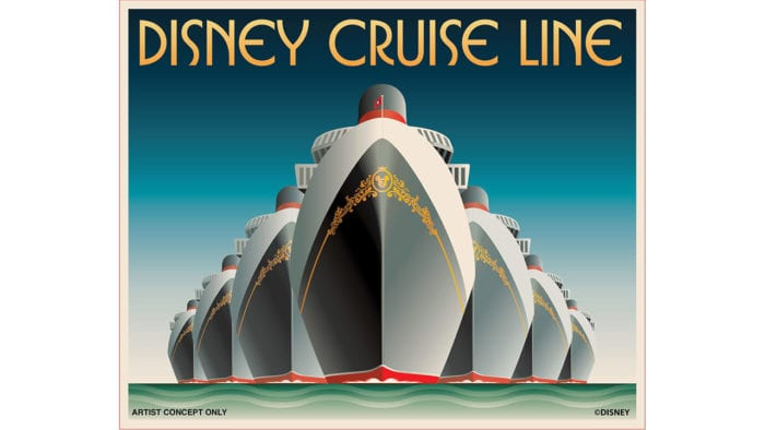3 New Disney Cruise Line Ships Coming to the Fleet
