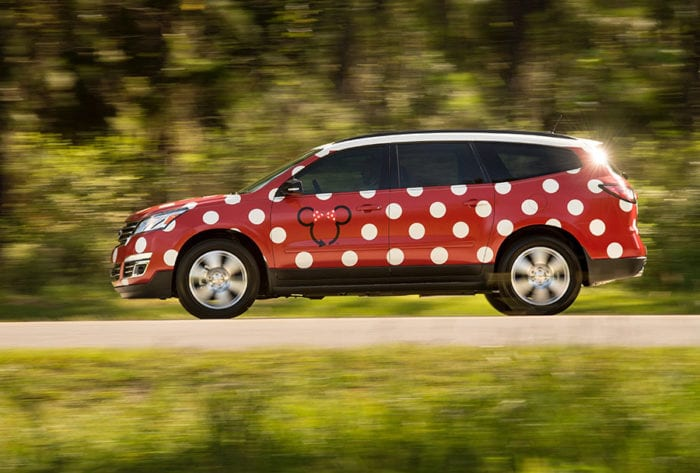 minnie vans coming to Walt Disney World