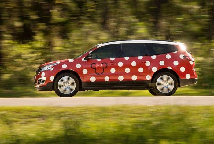 Minnie Vans Price Increase in Walt Disney World