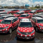 Minnie Vans Now Available at Disney's Grand Floridian Resort and Spa