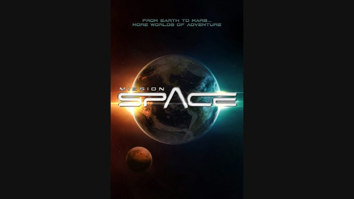 Mission: Space new adventures