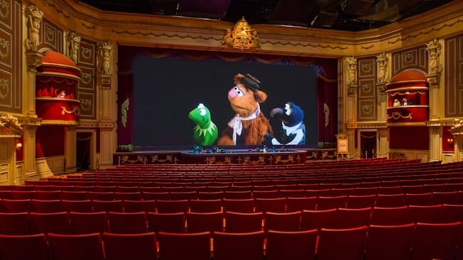 Muppet Vision 3D Closed temporarily