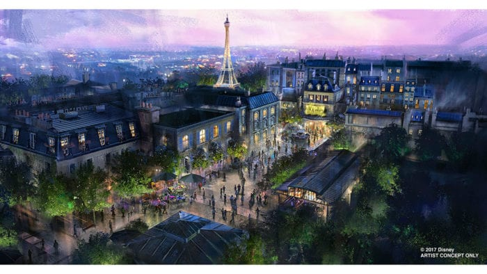 Epcot's Ratatouille Attraction Opening Date Revealed