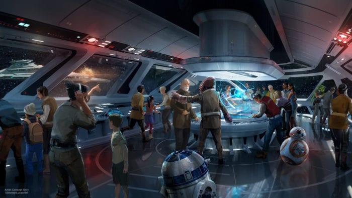 Star Wars Themed Resort