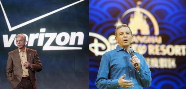 Verizon Buying Disney