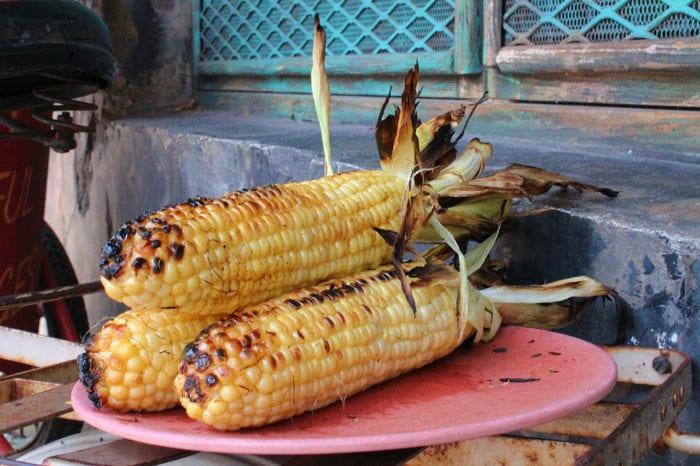 Disney World New Menu Items July 2017 corn on the cob