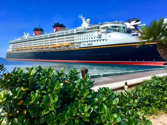 Disney Cruise Line Cancellation policy change