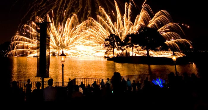 Illuminations Fireworks Replacement Show