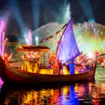 Rivers of Light Live Streaming event