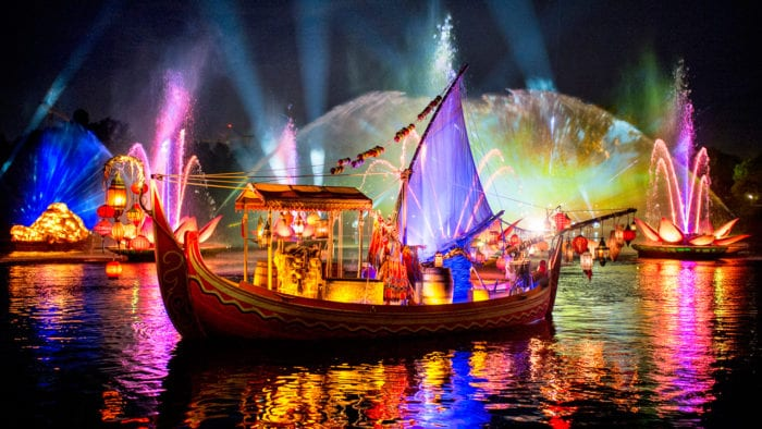 Rivers of Light Live Streaming Event Coming Next Week