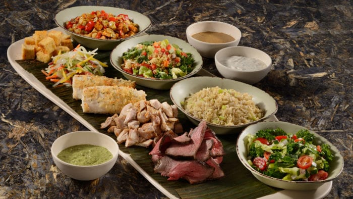 Disney World New Menu Items July 2017 Including Satu'li Sampler Platter