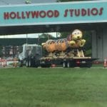 Slinky Dog Dash Ride Vehicle First Photos Going to Hollywood Studios