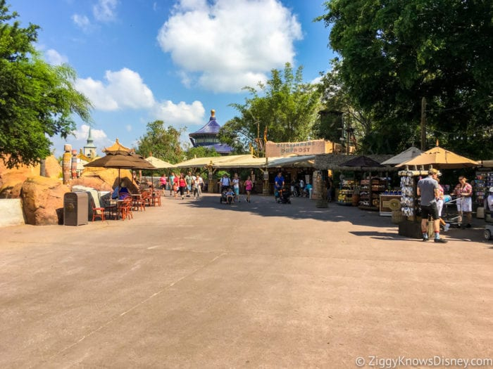 Africa Review: 2017 Epcot Food and Wine Festival Africa area