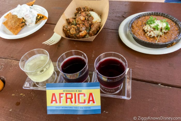 Top 10 Booths 2017 Epcot Food and Wine