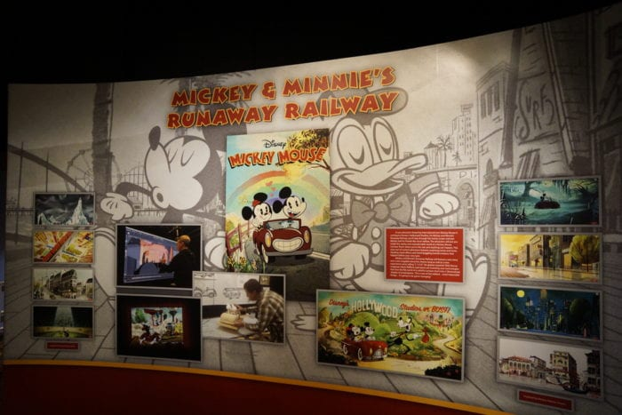 RUMOR: Mickey and Minnie's Runaway Railway Ride System Explained