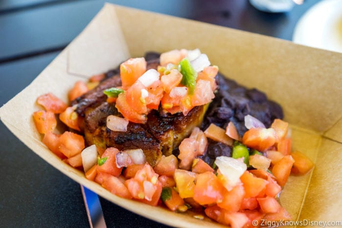 Brazil Review 2017 Epcot Food and Wine Festival Crispy Pork Belly