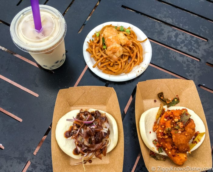 China Review 2017 Epcot Food and Wine Festival the food