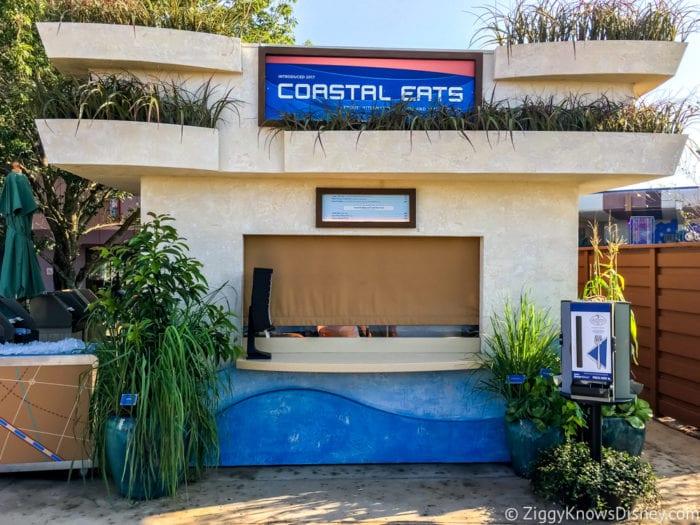 Coastal Eats Review 2017 Epcot Food and Wine Festival Coastal Eats Booth
