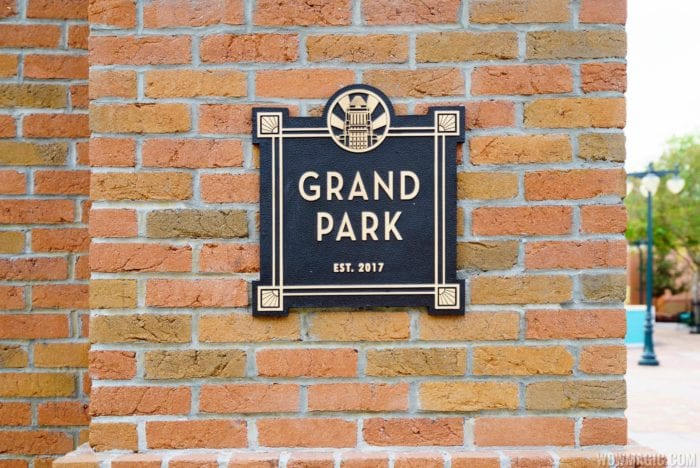 grand avenue now open grand park