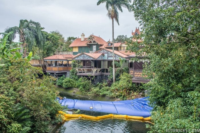 Club 33 Coming to Adventureland Veranda