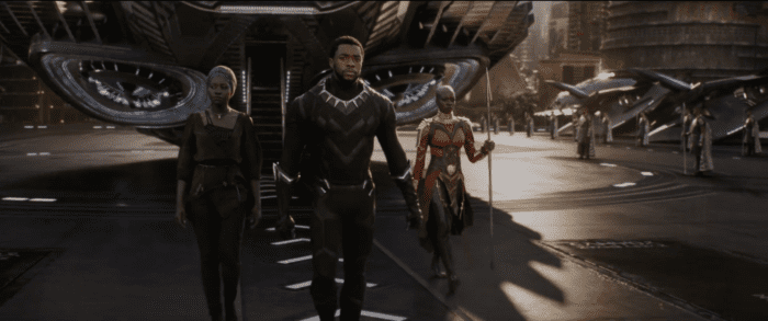 New Marvel Black Panther Trailer and Looks Incredible!