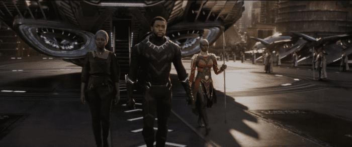 Marvel Black Panther Trailer