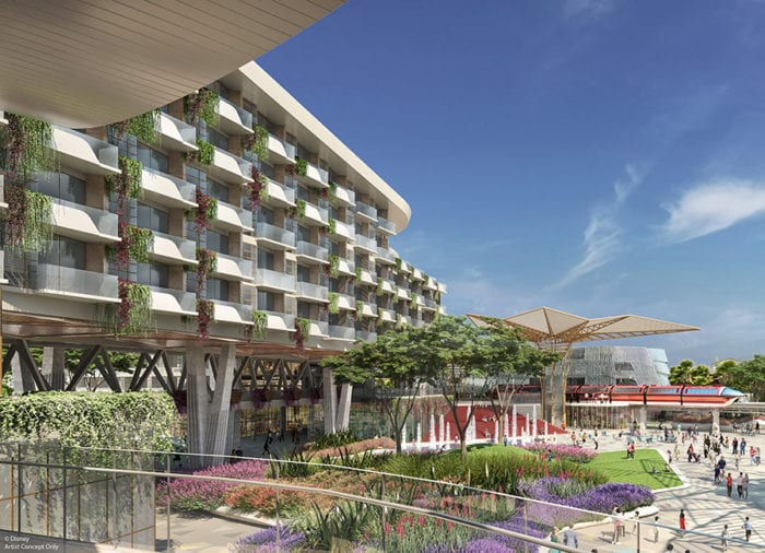 New Luxury Hotel Coming to Downtown Disney at the Disneyland Resort