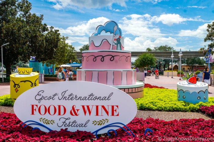 2018 Epcot Food and Wine Festival information Guide