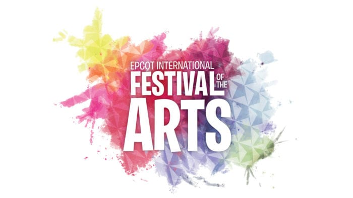 2018 Epcot Festival of the Arts Disney on Broadway Line-Up Announced