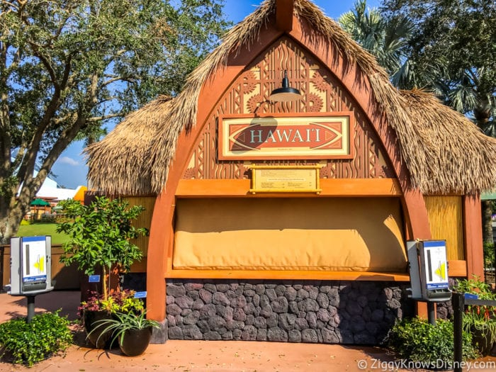 Hawaii Review 2017 Epcot Food and Wine Festival Hawaii Booth