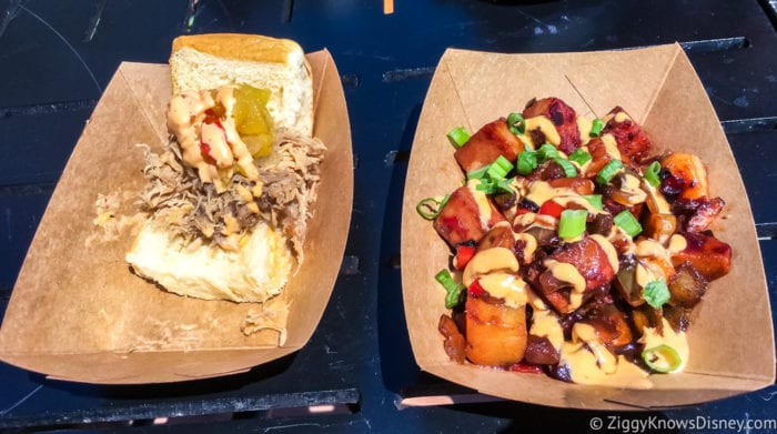 Hawaii Review 2017 Epcot Food and Wine Festival Hawaii food